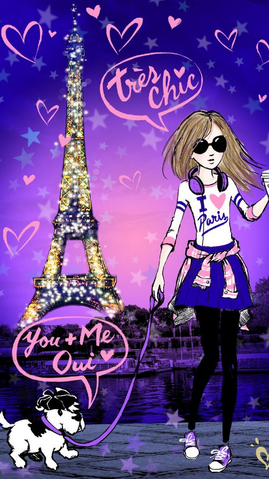Cute Girly Backgrounds For Android   2020 Android Wallpapers 1080x1920