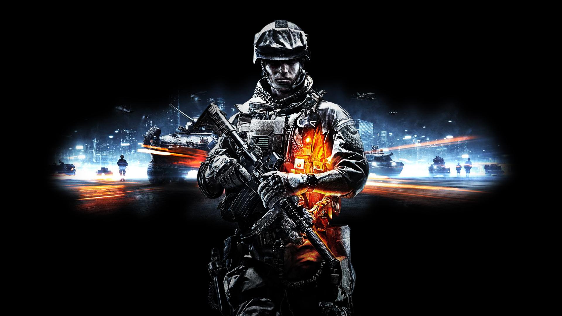 Battlefield 3 Wallpaper 1920x1080 Battlefield 3 1920x1080