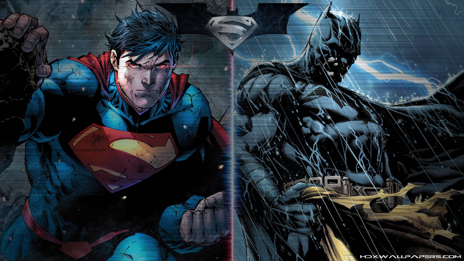 batman and superman Batman (ben affleck) and superman (henry cavill) share the screen in this warner bros/dc entertainment co-production penned by david s goyer and chris terrio, and directed by zack snyder amy adams and diane lane return as lois lane and martha kent, respectively.