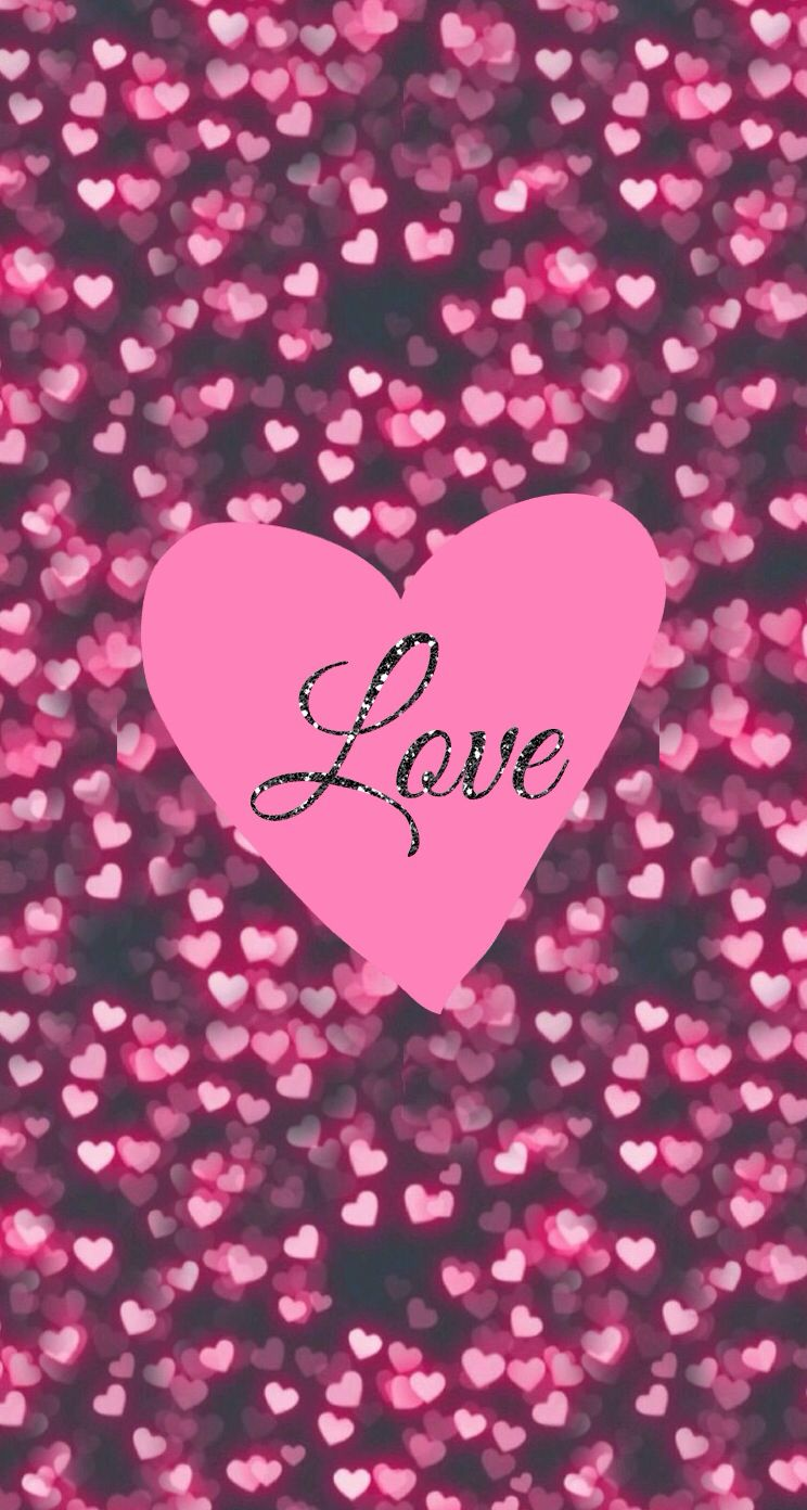 41 Cute Valentine iPhone Wallpapers To Download Happy 744x1392