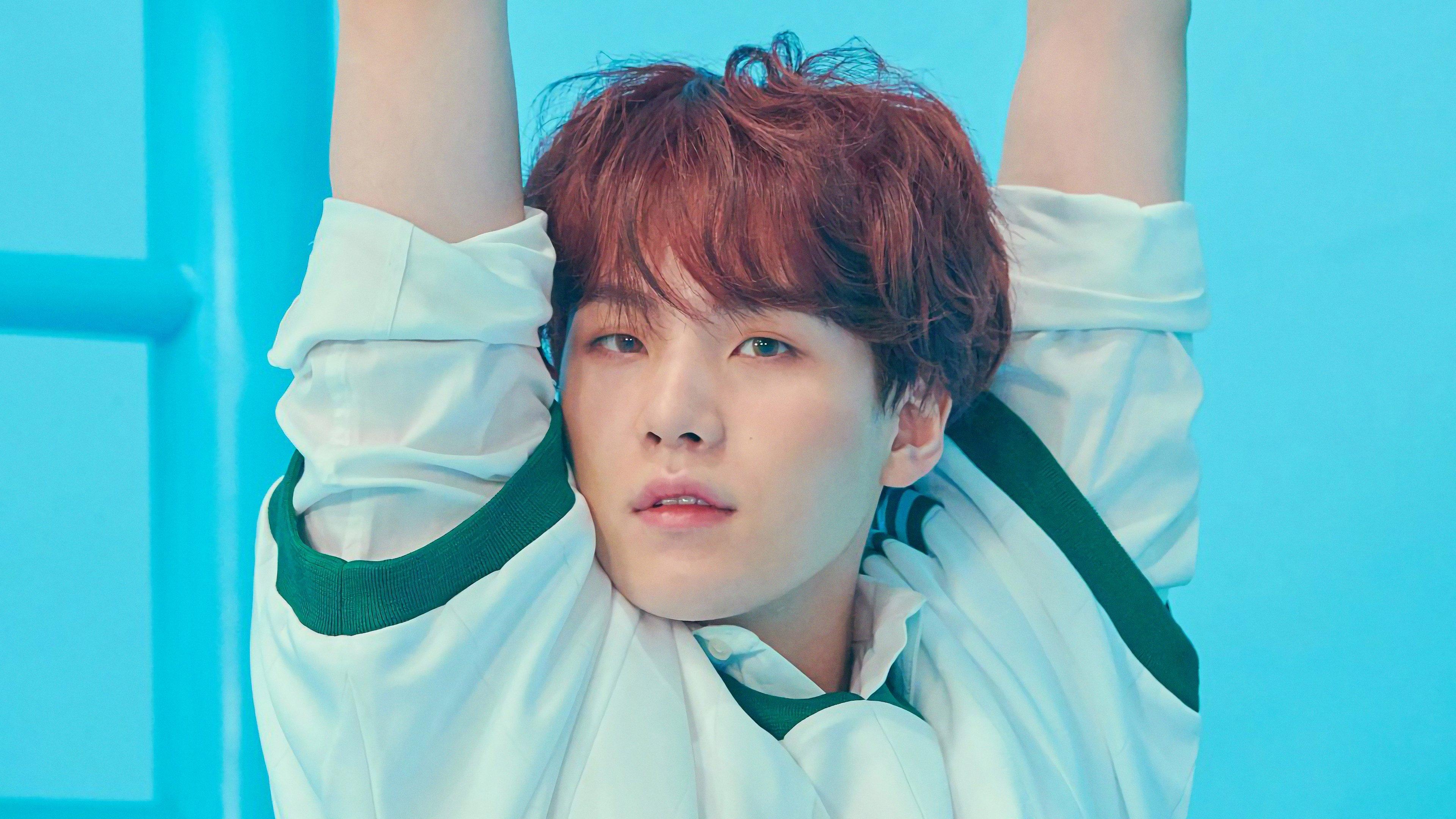 BTS Love Yourself Answer 4K 8K HD Wallpaper 3840x2160