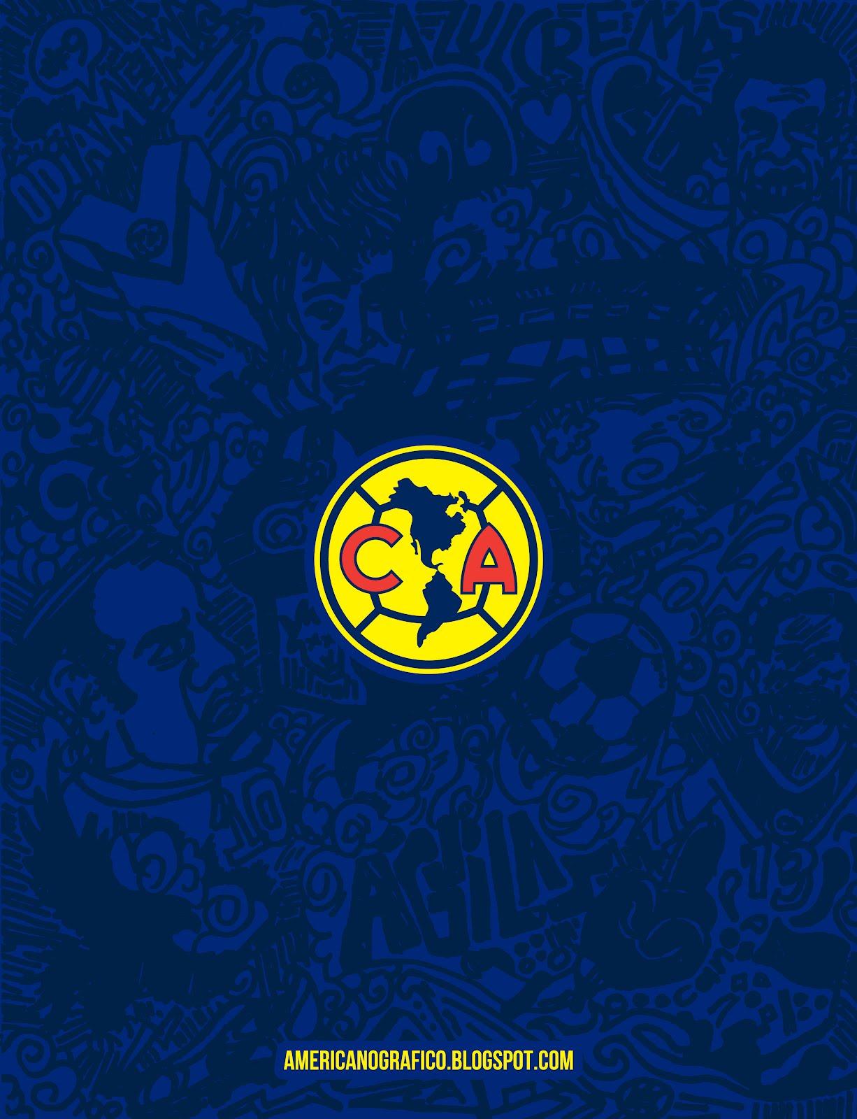 AMERICAnografico Club Amrica 20012012CTG [HD] 1226x1600