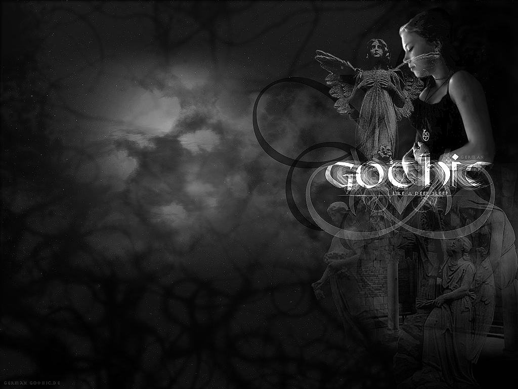 Dark Gothic HD Wallpaper 1760 1024x768