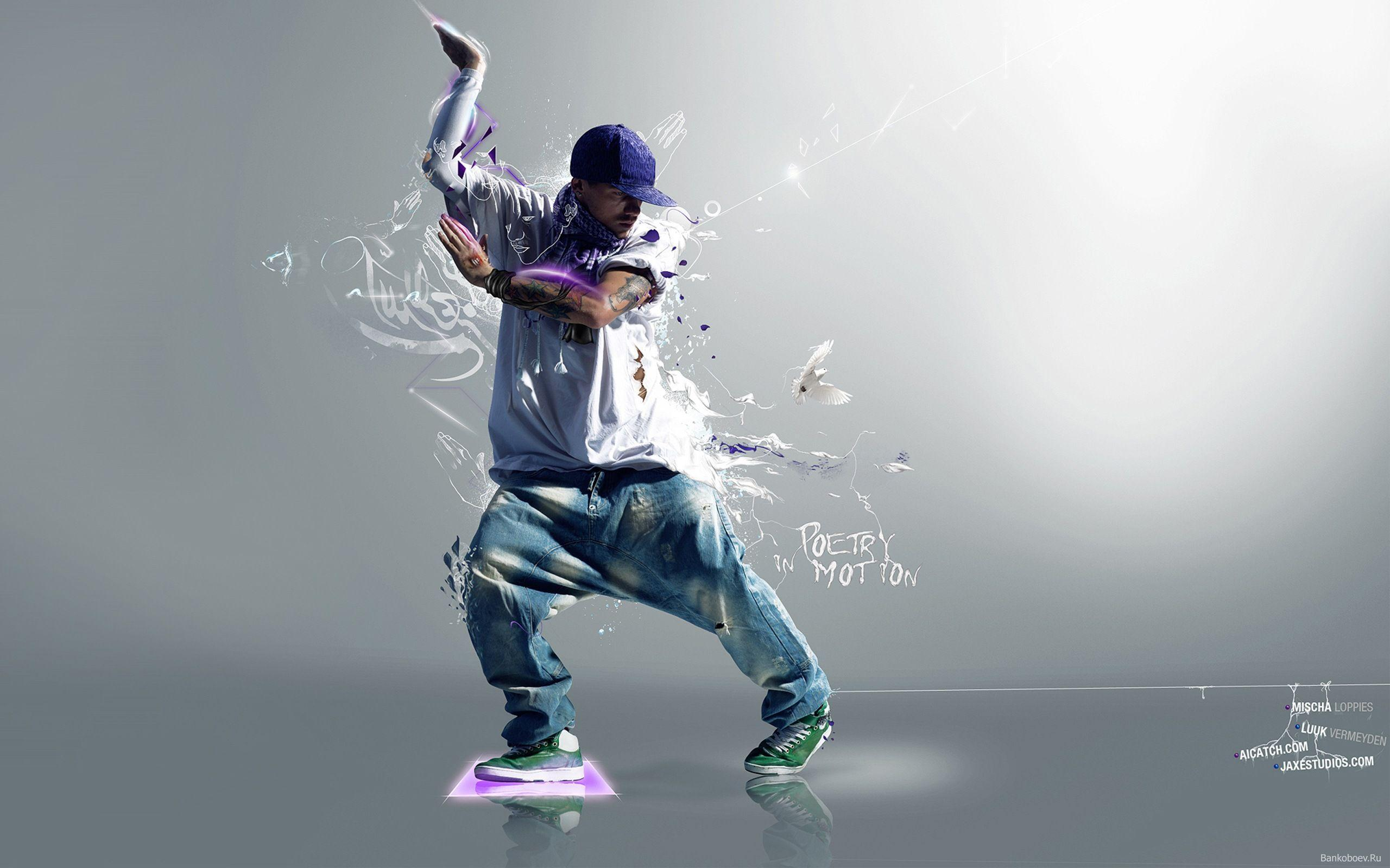 Hip Hop Dance Backgrounds 2560x1600
