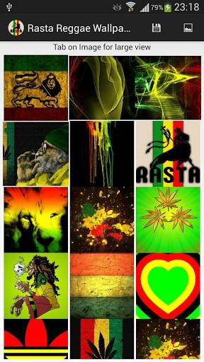 reggae live wallpaper