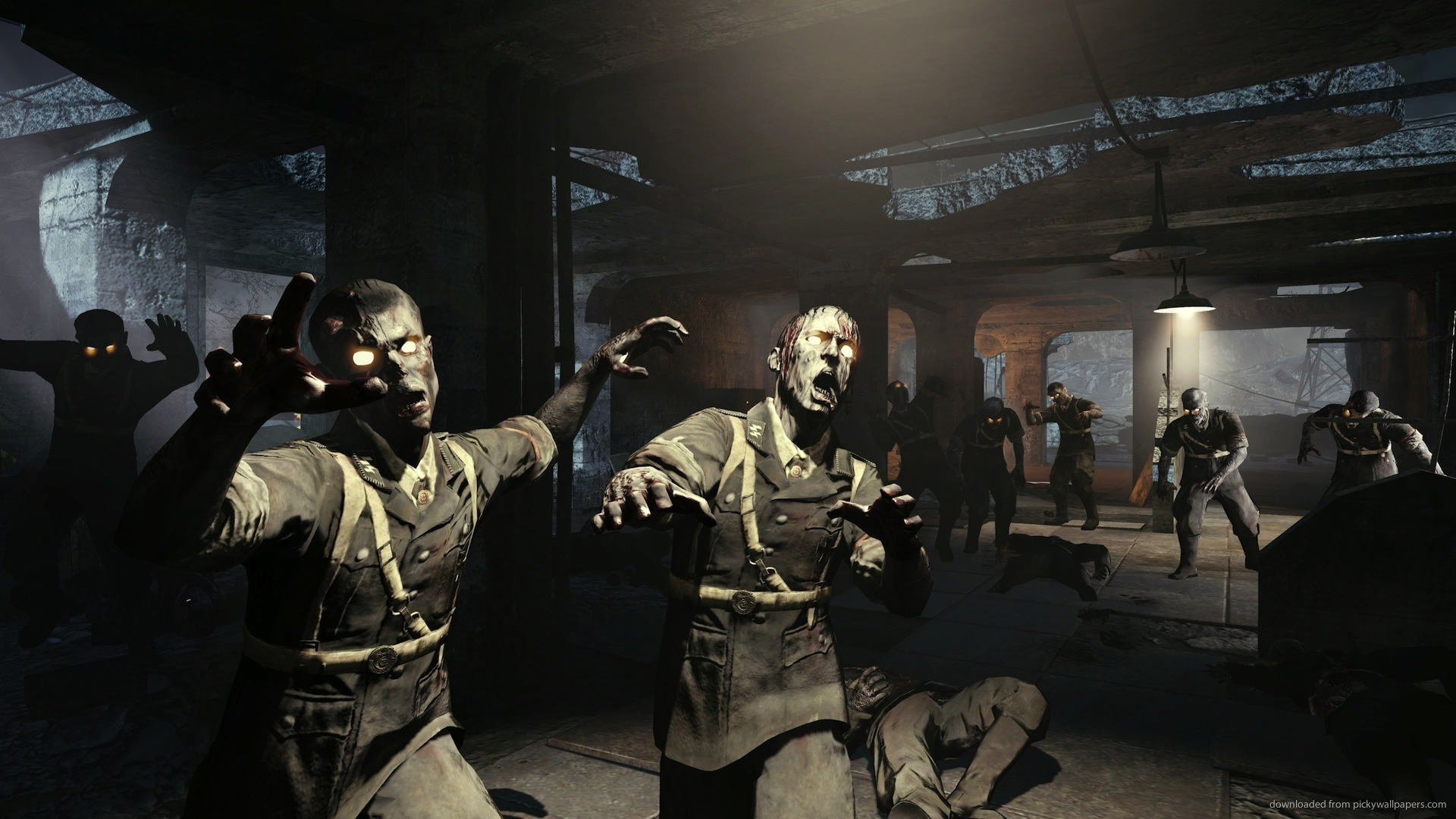 download game call of duty black ops zombie mod