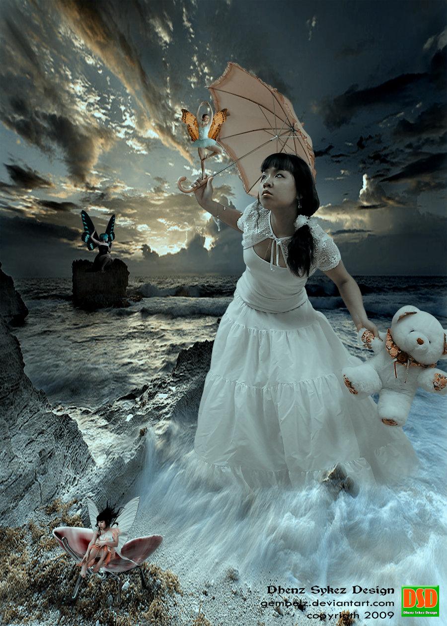 water fairy wallpaper beautiful - photo #29