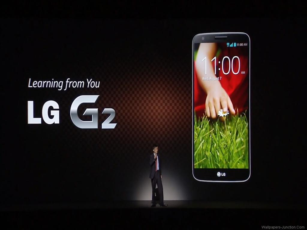 The LG G2 Is An Android Smartphone Developed By Electronics 1024x768