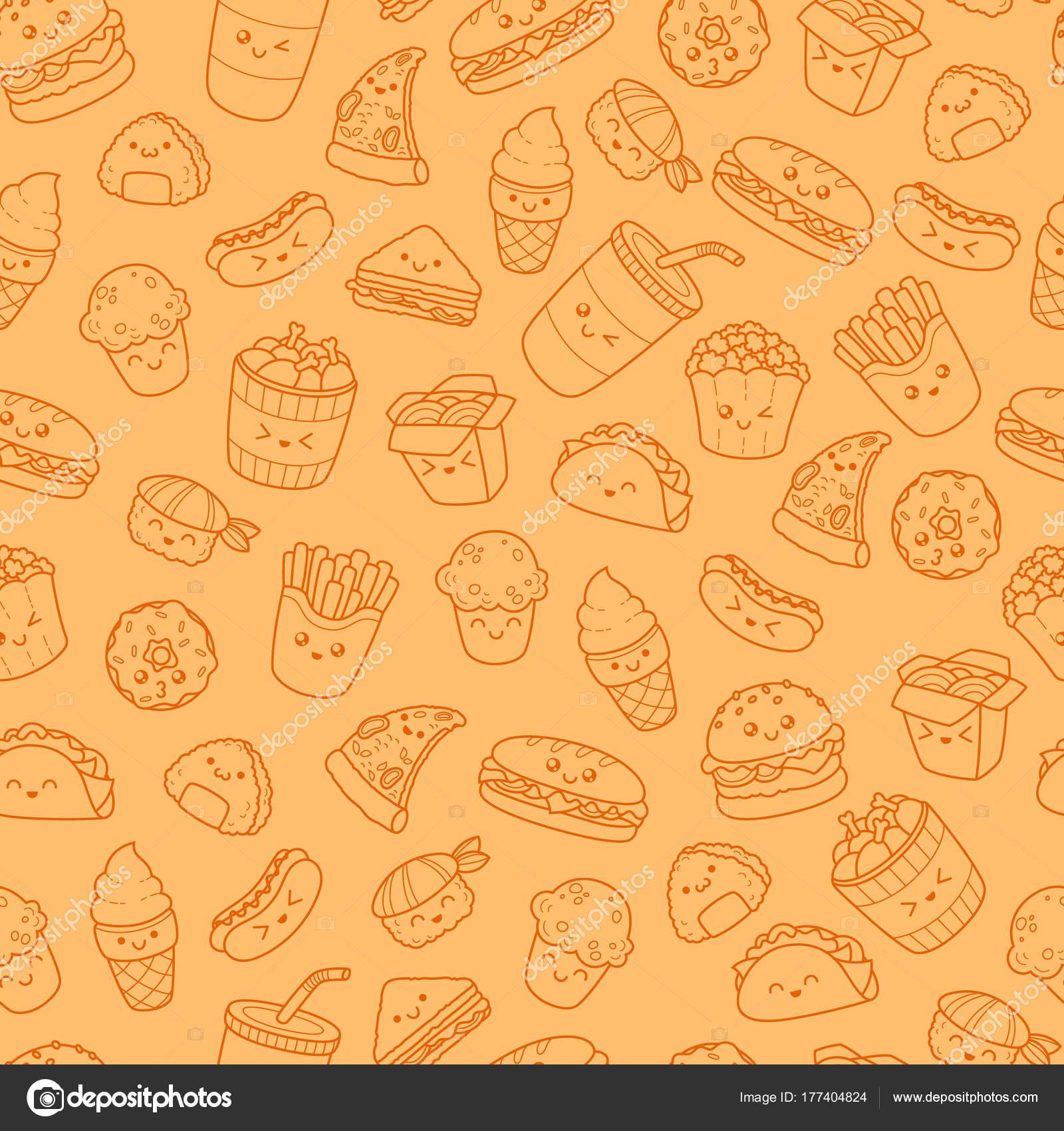 Junk Food Wallpaper   54 Group Wallpapers 1600x1700