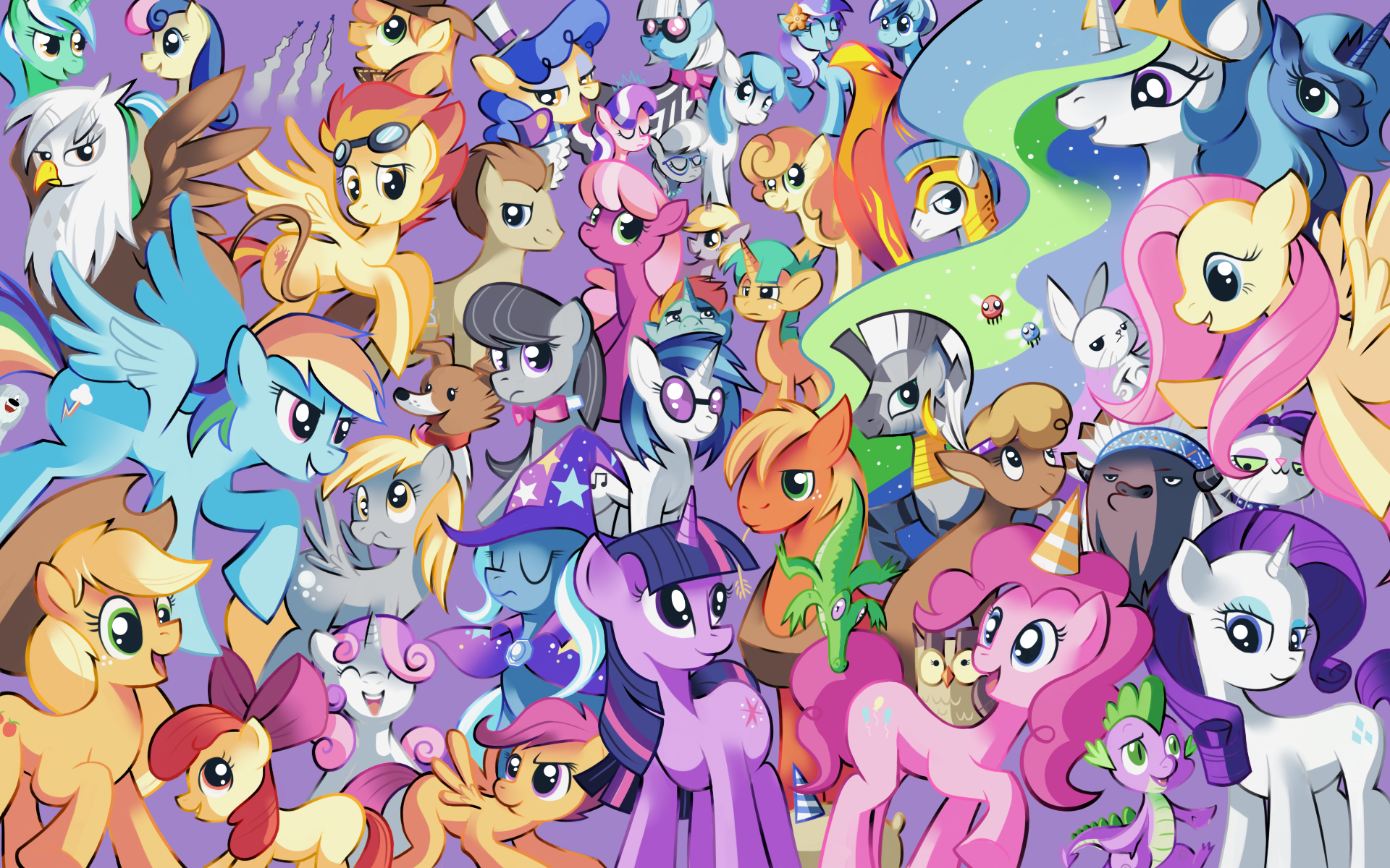 Free Download Little Pony Wallpapers My Little Pony Friendship Is