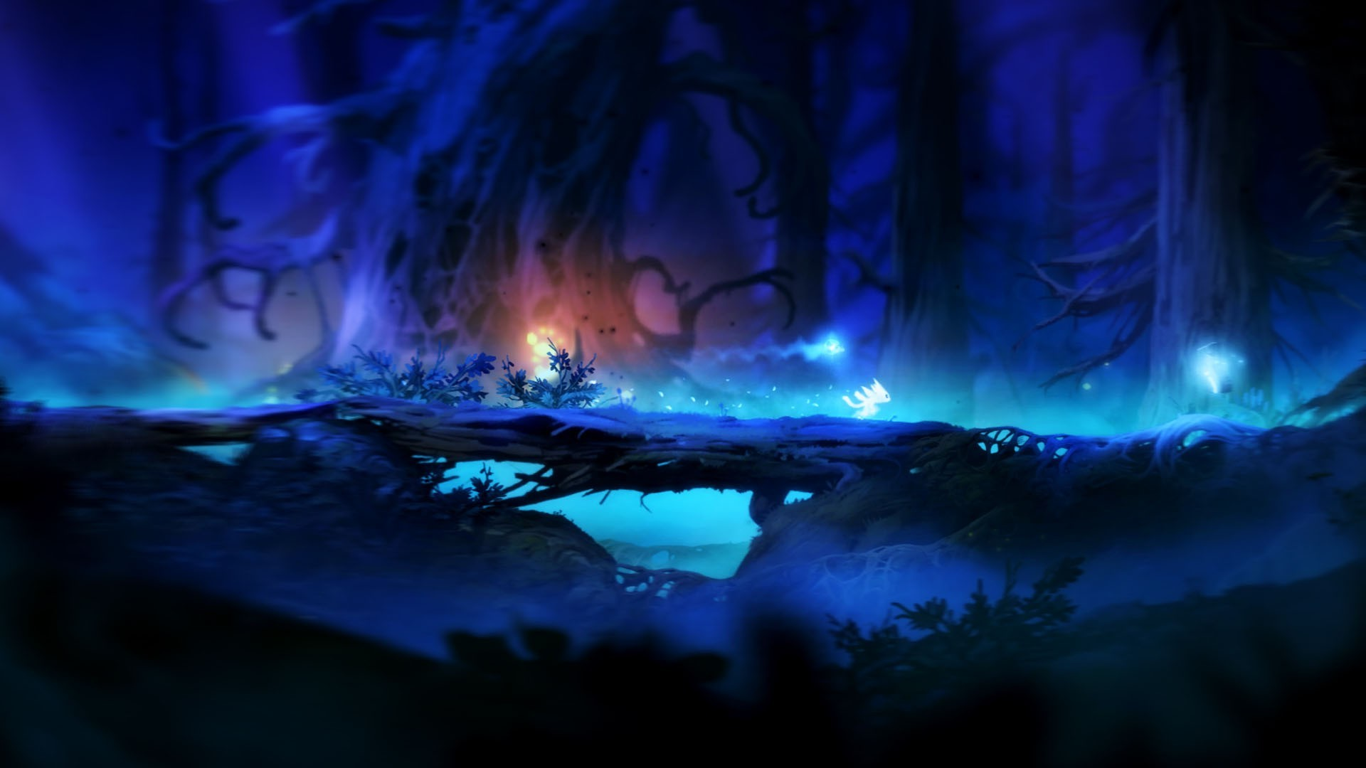 fantasy Art, Ori And The Blind Forest Wallpapers HD ...
