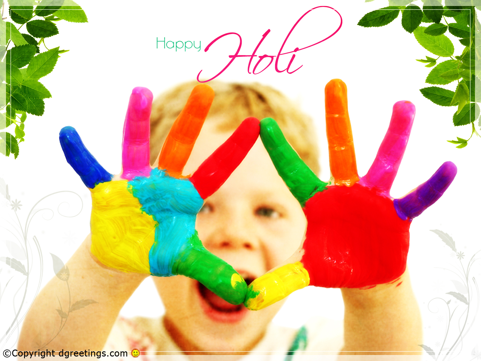 Holi wallpapers of different sizes wallpapersdgreetingscom 1600x1200
