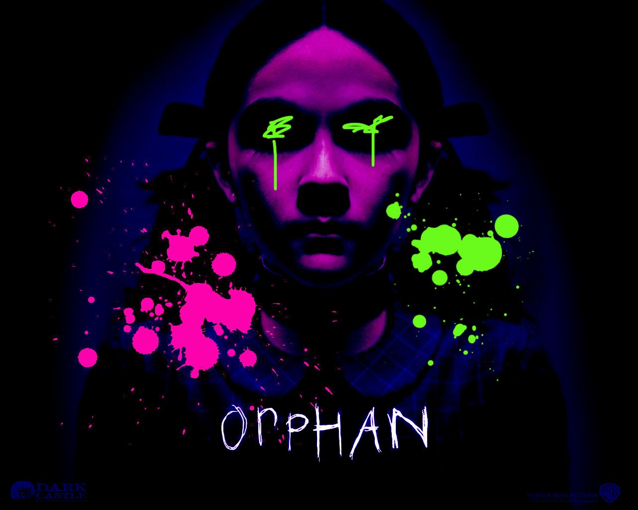 painting on wall orphan movie images orphan wallpaper by tat76 1280x1024