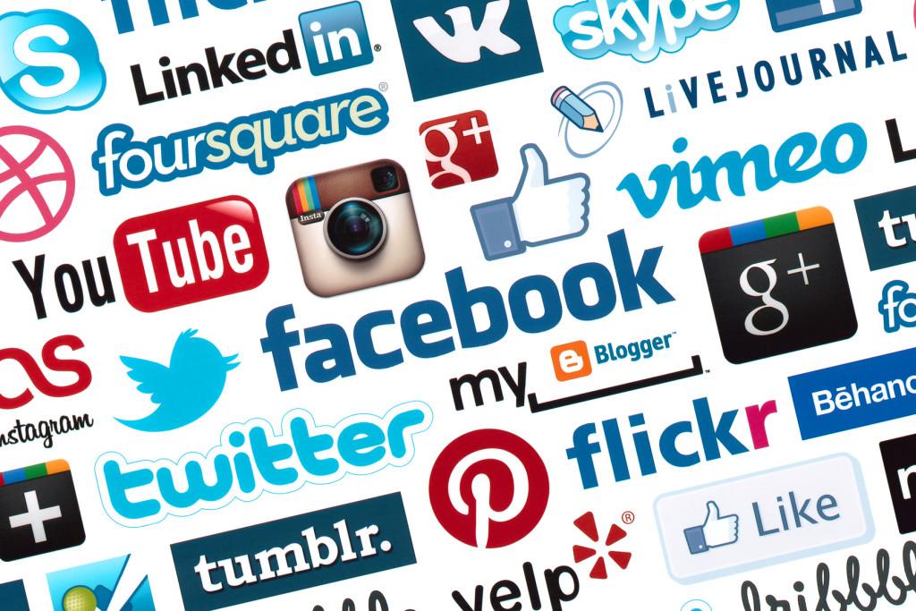 Social Media All Icons HD 1685 Wallpaper ForWallpaperscom 1024x683