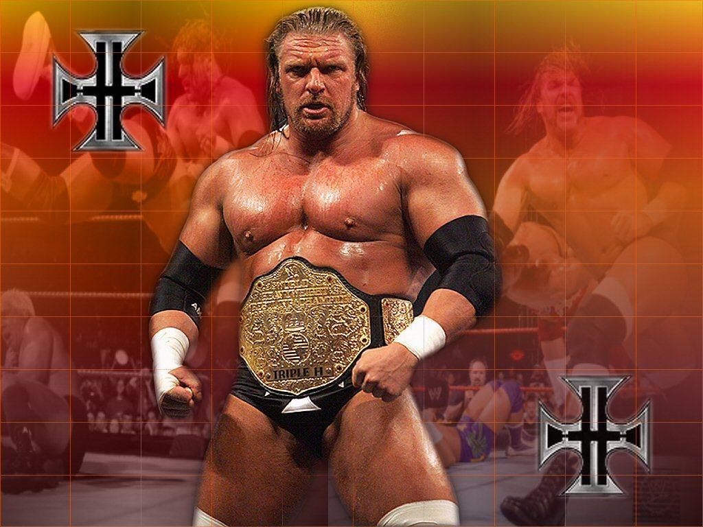 HHH Triple H Wrestling Raw Smack Down ECW WWE Divas Page 1024x768