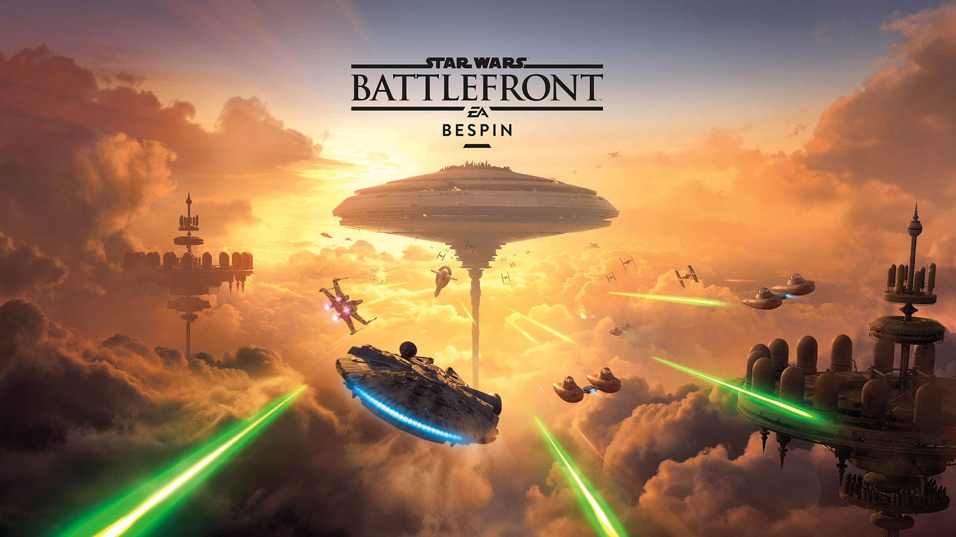 Star Wars Battlefront Bespin Star Wars Battlefront Wiki 1920x1080