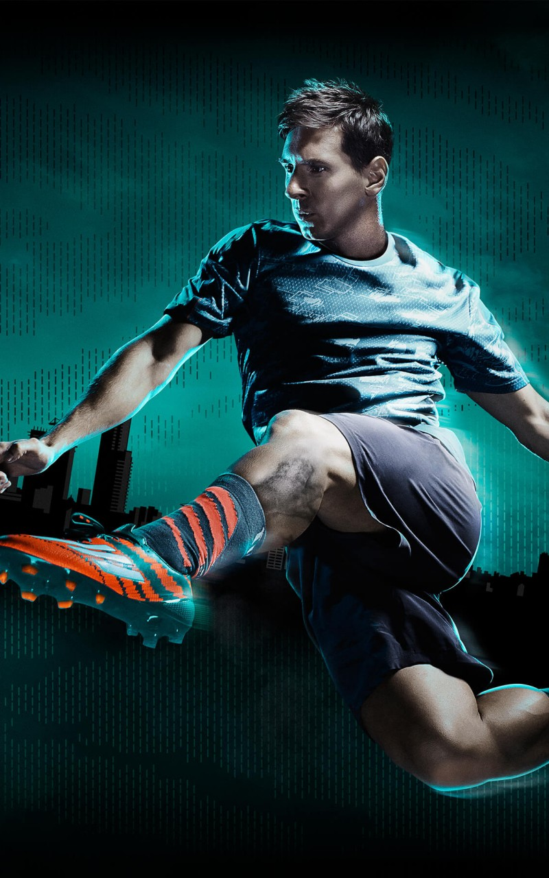 Free download Lionel Messi Adidas Commercial Wallpaper for