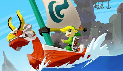Epic Wind Waker HD Wallpapers App for Android 512x298