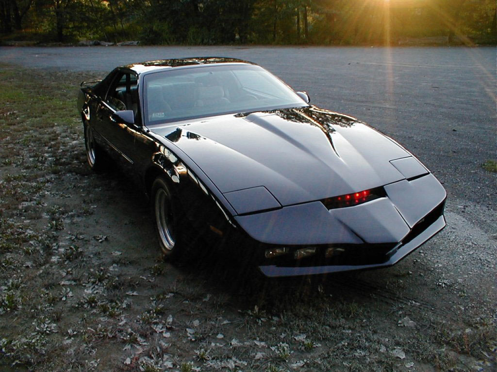 Webkliknl   Knight Rider wallpapers and screensavers 1024x768