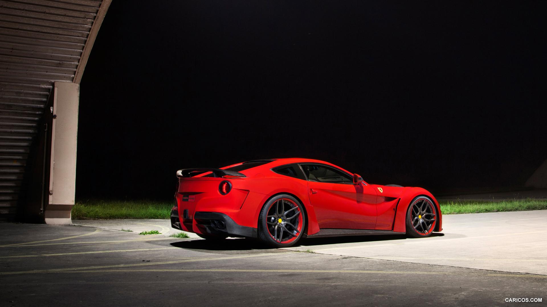 2014 NOVITEC ROSSO N LARGO Ferrari F12berlinetta   Side HD 1920x1080