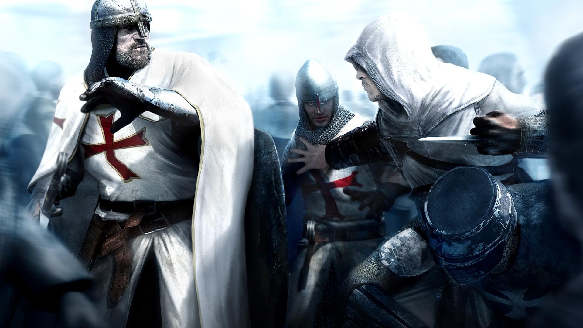 Assassins Creed Wallpaper 1920x1080 Assassins Creed Altair Templars 1920x1080