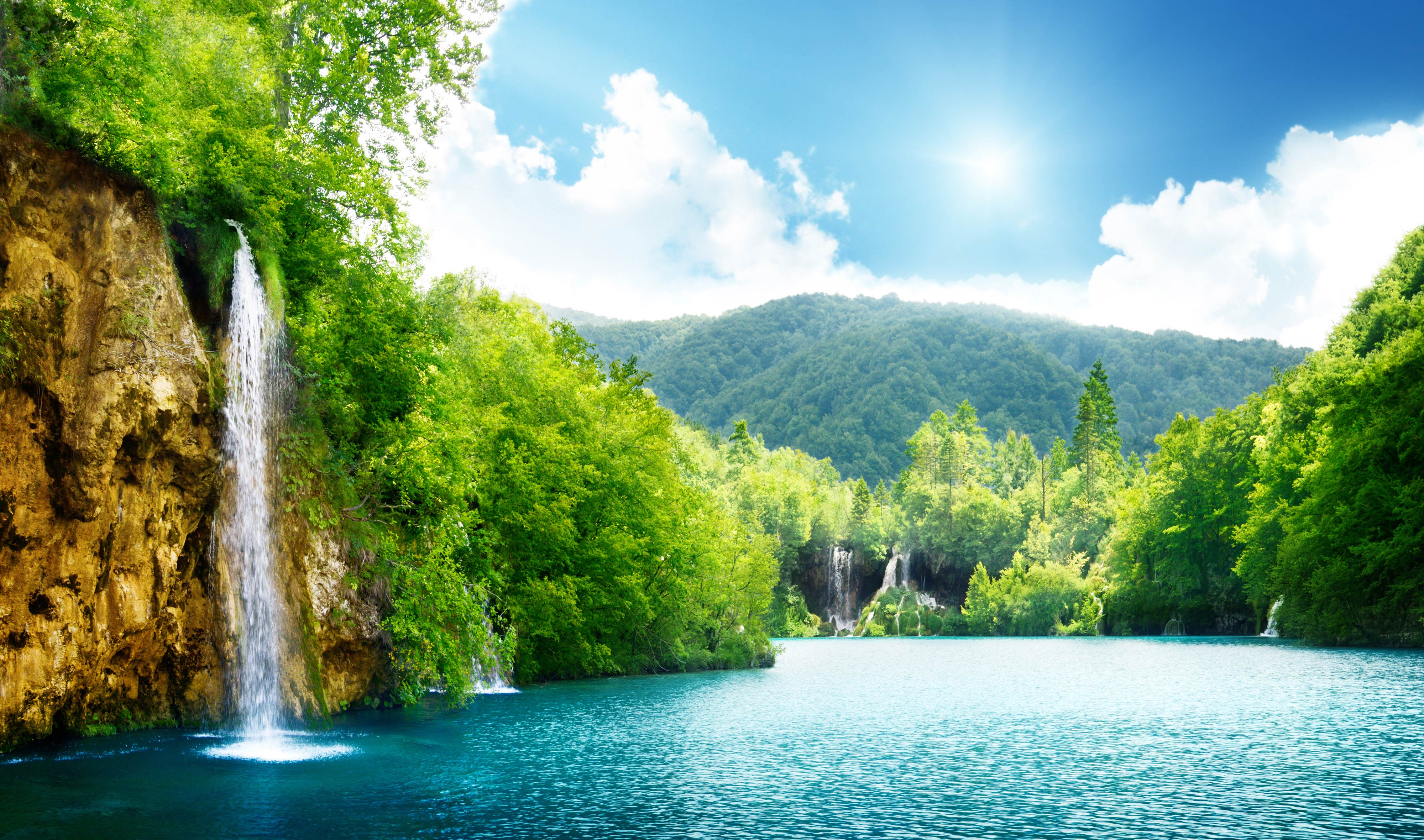 Waterfall Wallpaper1 4000x2360