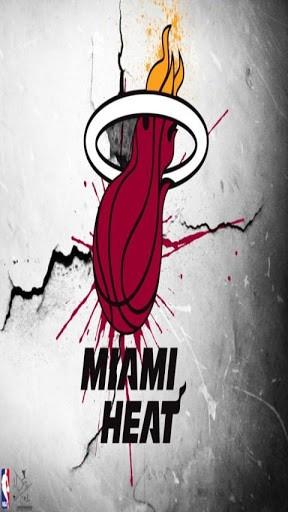 44 miami heat iphone wallpaper hd on wallpapersafari - Miami heat wallpaper android download ...