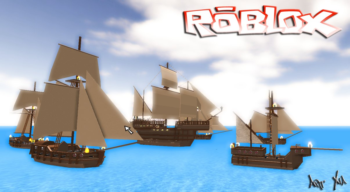 ROBLOX Age of Sail Wallpaper by Inf1nityKZX 1206x662
