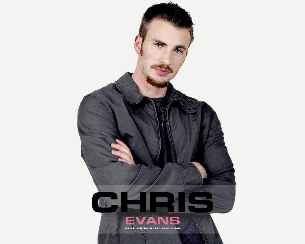 Chris Evans Wallpapers 1280x1024
