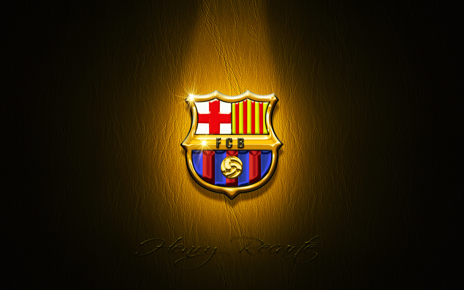 FC Barcelona HD Wallpapers 2012 2013 1600x1000