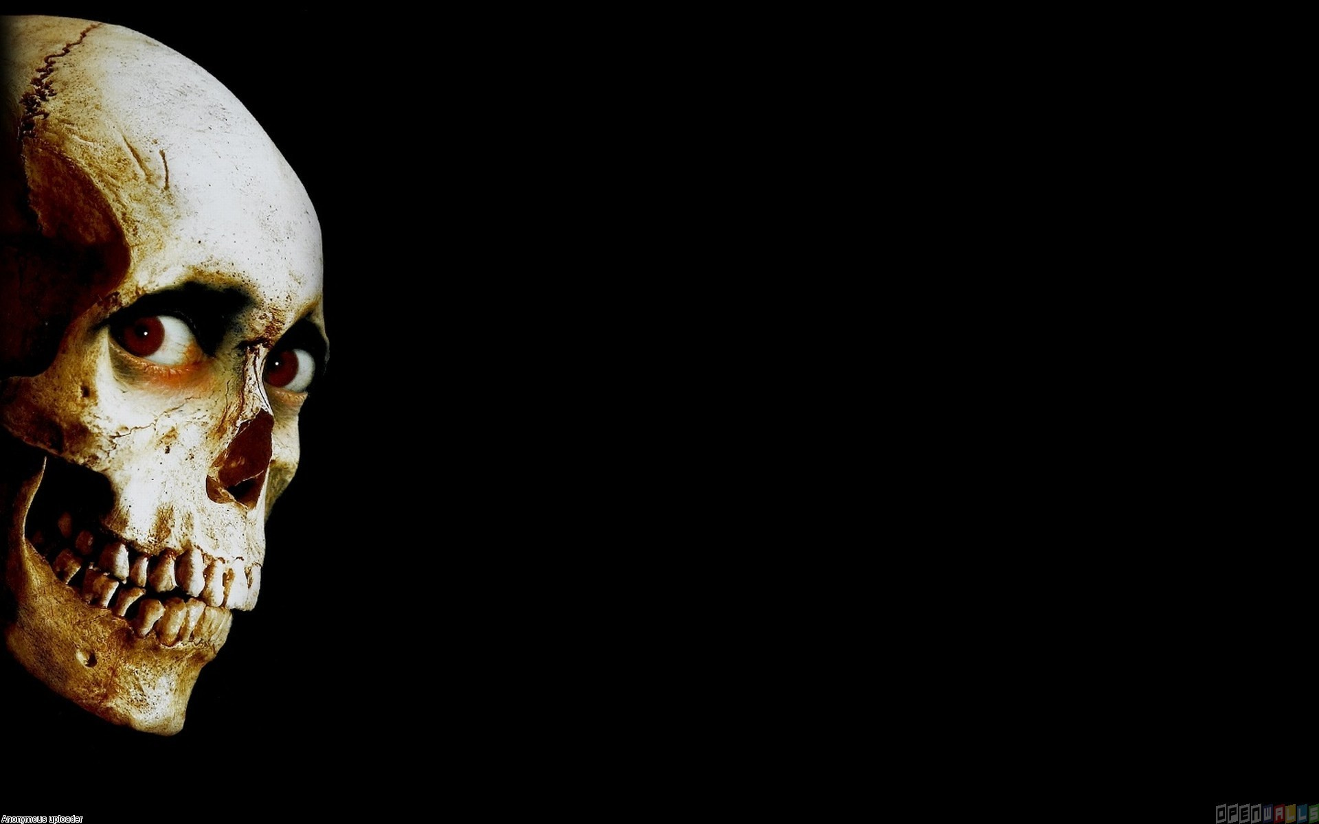 evil skull wallpapers screensaver - photo #14