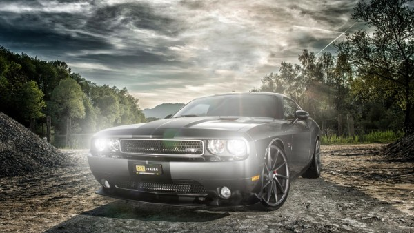 Dodge challenger srt8 car hd wallpaper   HDWallpapersincom HD 600x338