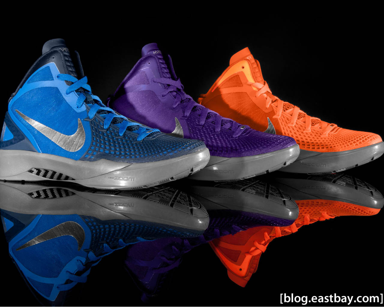 Wallpaper Nike Zoom Hyperdunk 2011 Supreme Eastbay Blog 1280x1024