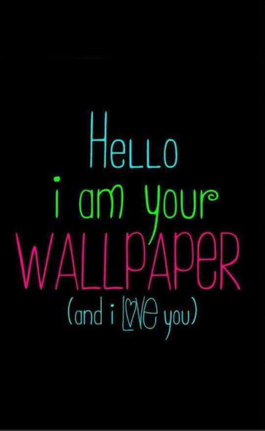 Wallpapers 5S Wallpapers Wallpapers Iphone Funny Hello Wallpapers 540x878