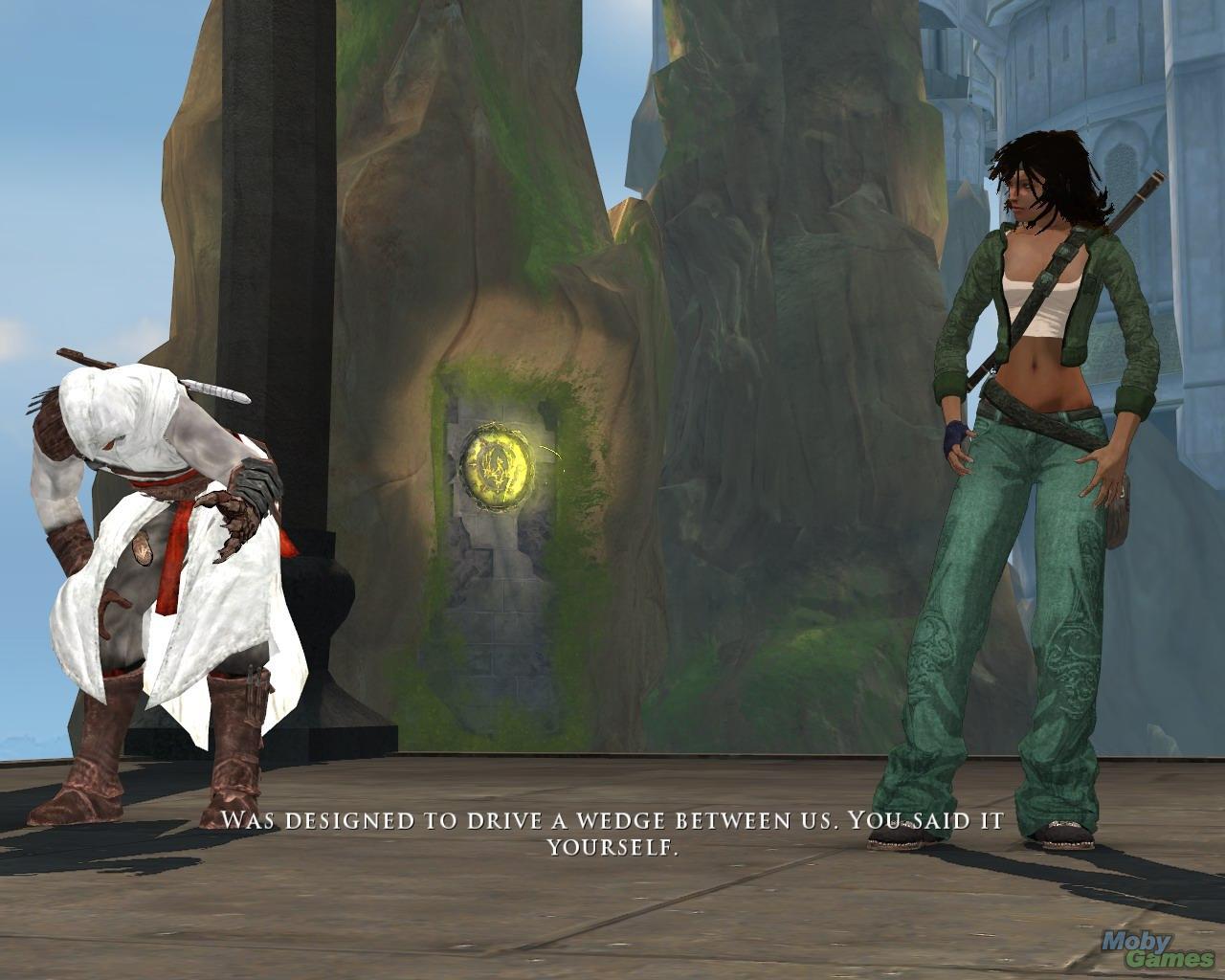 Free Download Prince Of Persia 2008 Screenshot Prince Of Persia