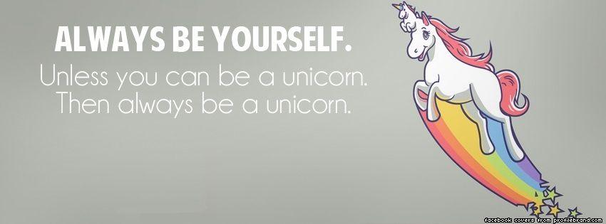 Funny Unicorn Wallpaper