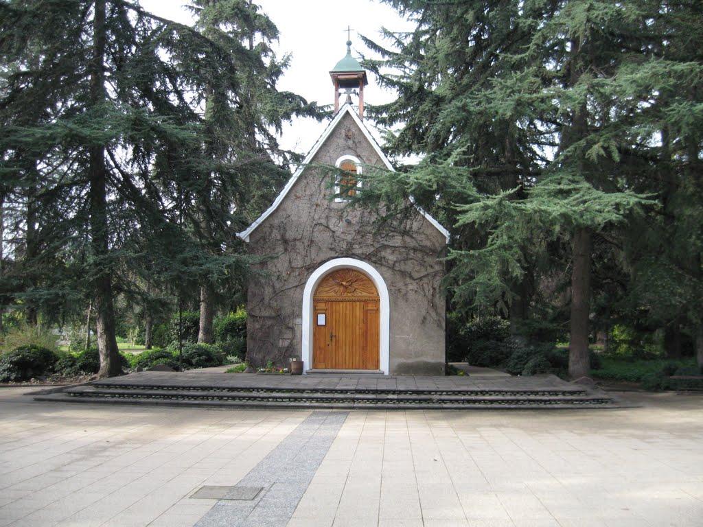 Santuario de Schoenstatt Bellavista Mapionet 1024x768