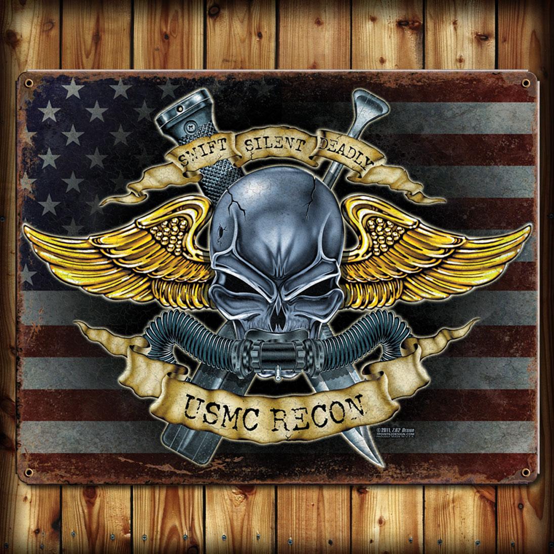 USMC Force Recon Wallpaper - WallpaperSafari
