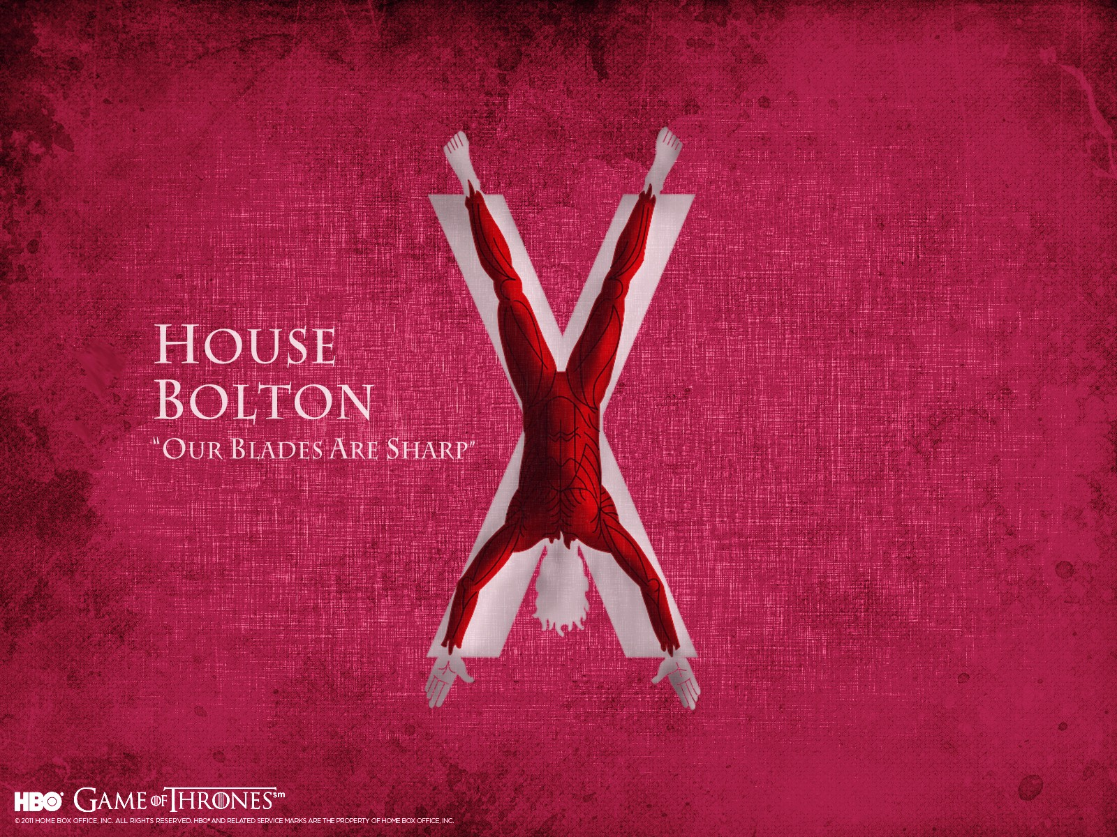 House Bolton Game Of Thrones Wallpaper Pinterest Gaming 1600x1200