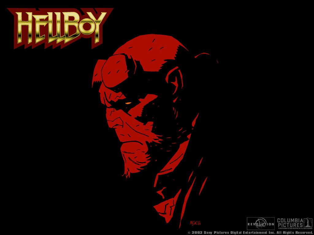 hellboy wallpaper   Taringa 1024x768