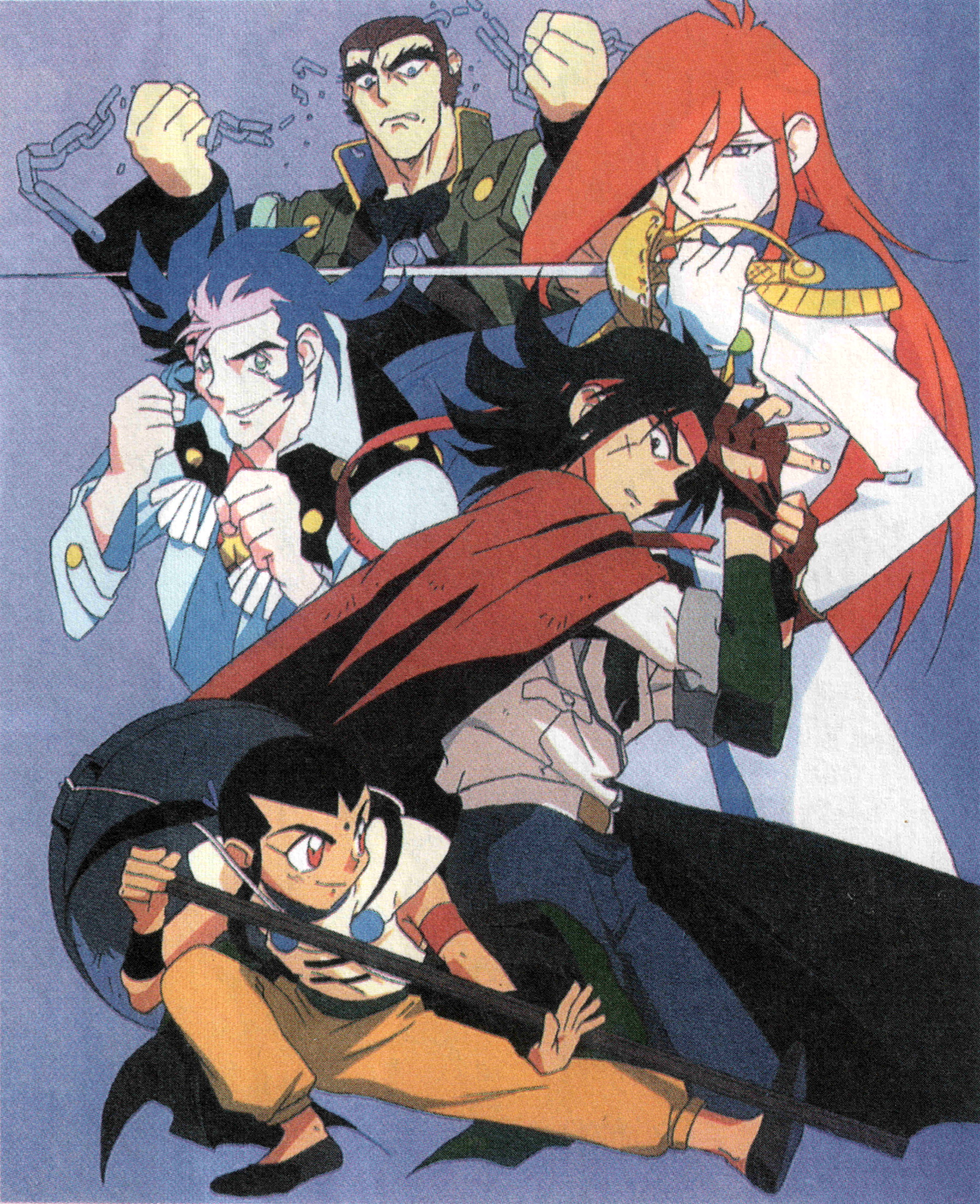 Image of Mobile Fighter G Gundam   Anime Vice 1793x2202