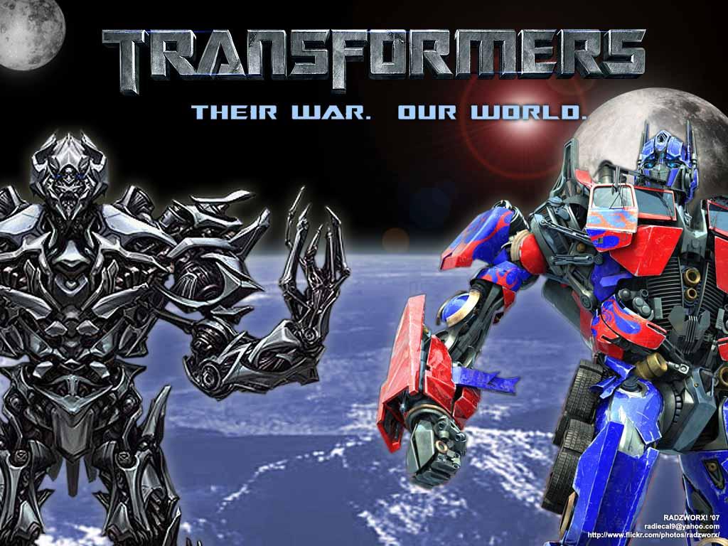 Download Transformers Movie wallpaper Transformers movie 1 1024x768