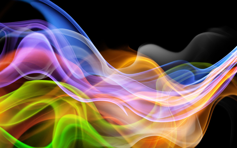 Colorful smoke wallpaper 19782 2880x1800