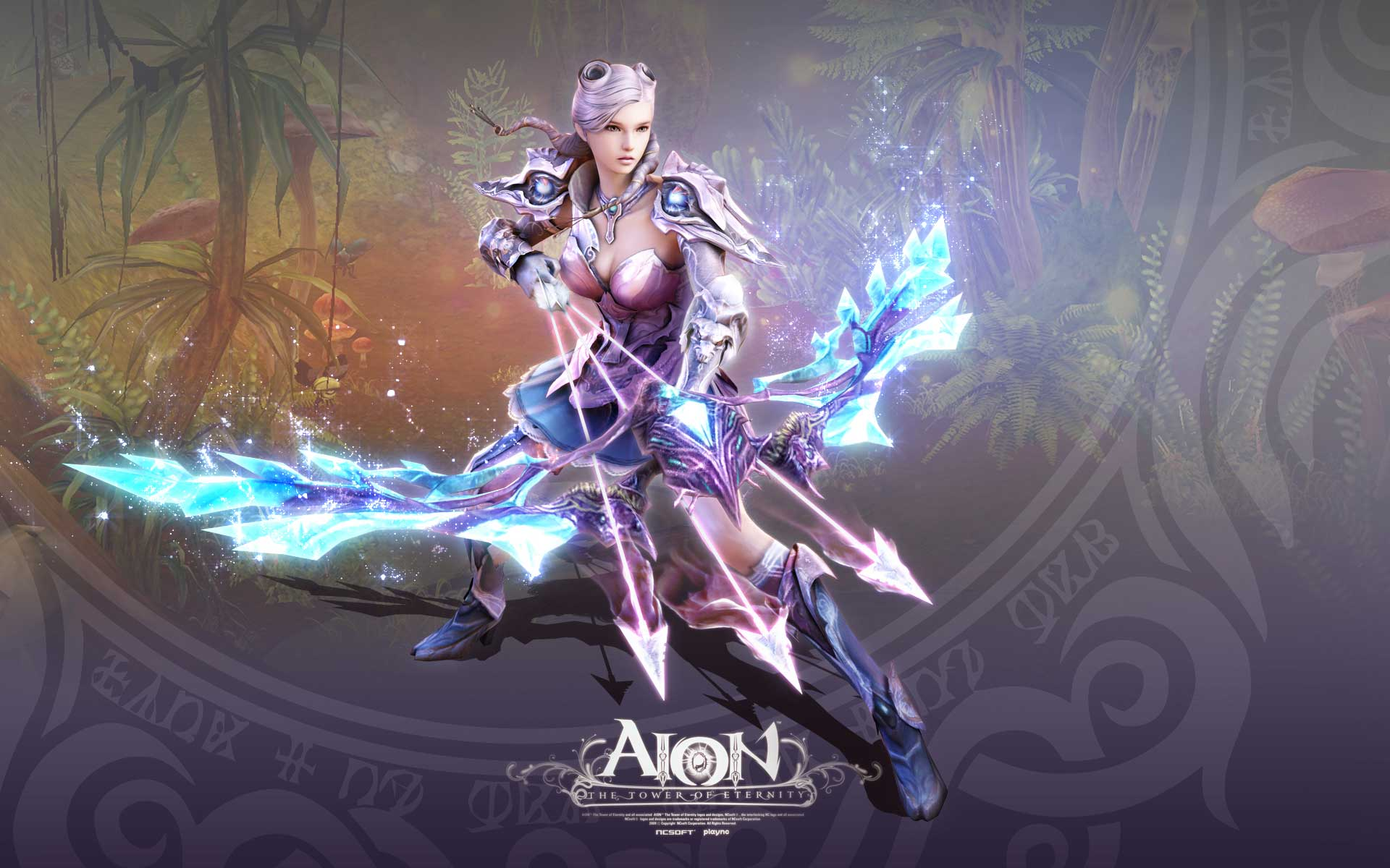 Home Aion AION August Calendar wallpaper 86 1920x1200 1920x1200