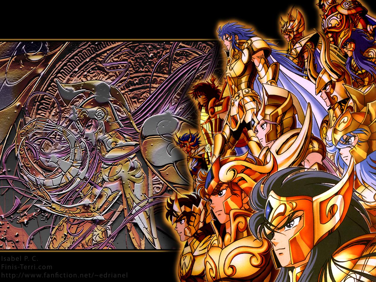 Saint wallpaper wallpapersafari - Saint seiya wallpaper desktop ...