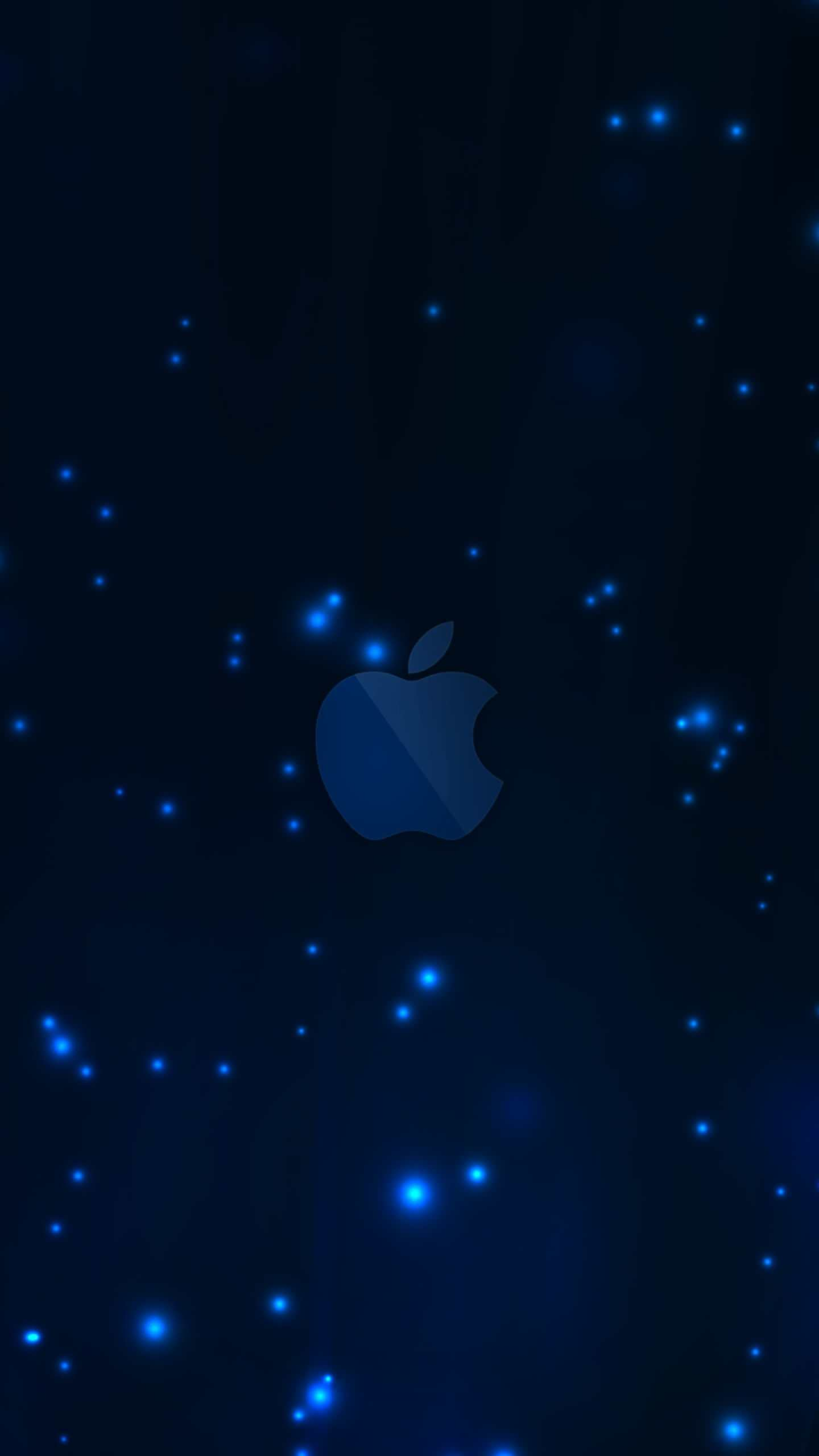 Apple Blue Wallpapersc SmartPhone 1440x2560
