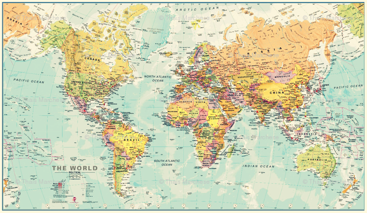 rand mcnally world map poster with Antique World Map Wallpaper on United States Political Map 417 moreover World Map With Scale further 245788 as well 3 Success Tips From Old Dog To Millennial together with Amazon World Map.