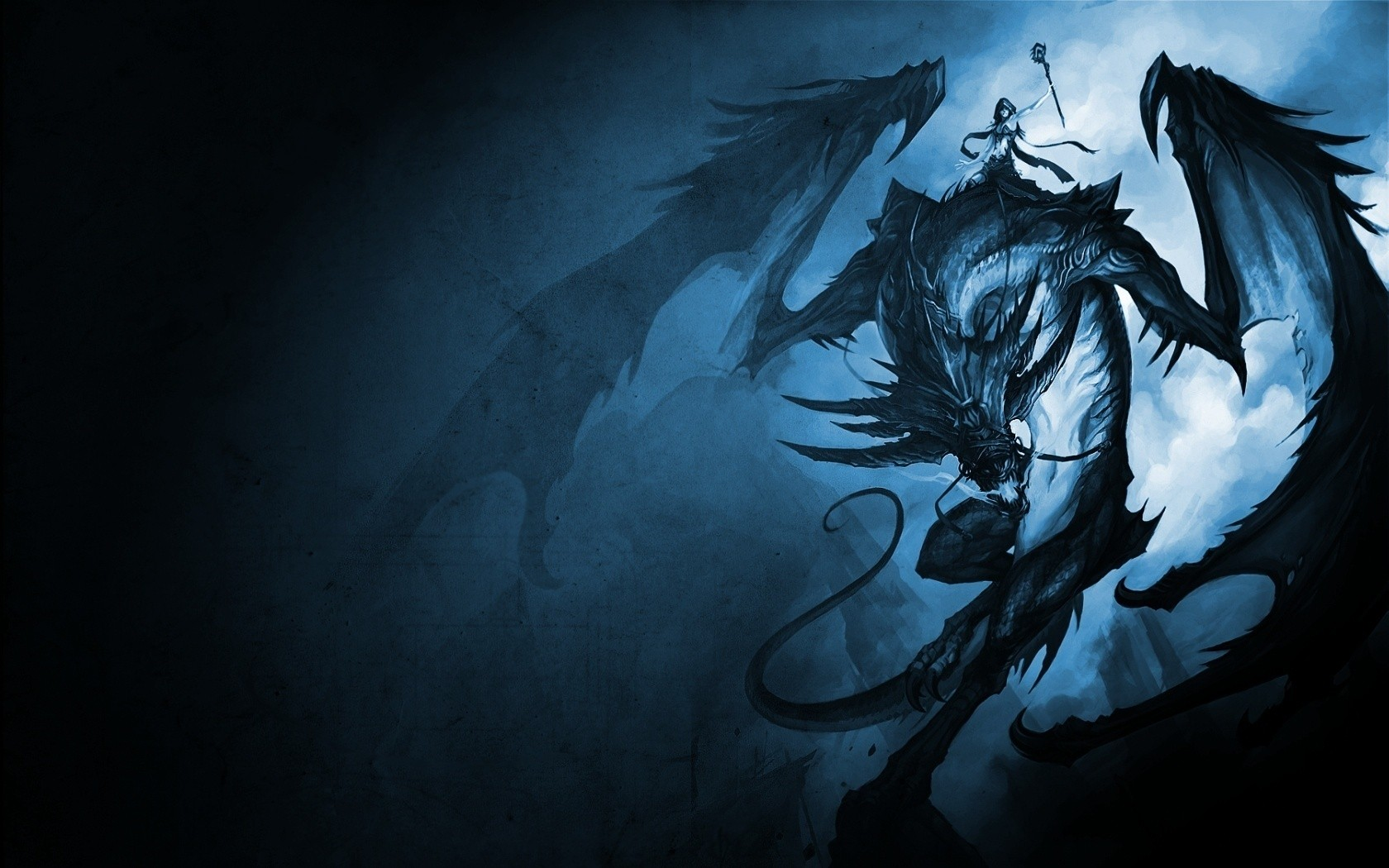 Mage Dragons Wallpaper 1680x1050 Mage Dragons Fantasy Art Artwork 1680x1050
