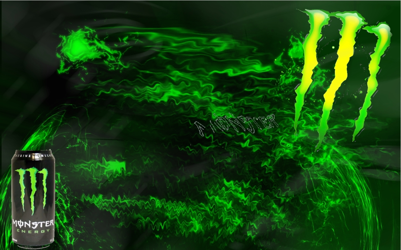 Monster Energy Wallpaper by bg1rL 1280x800