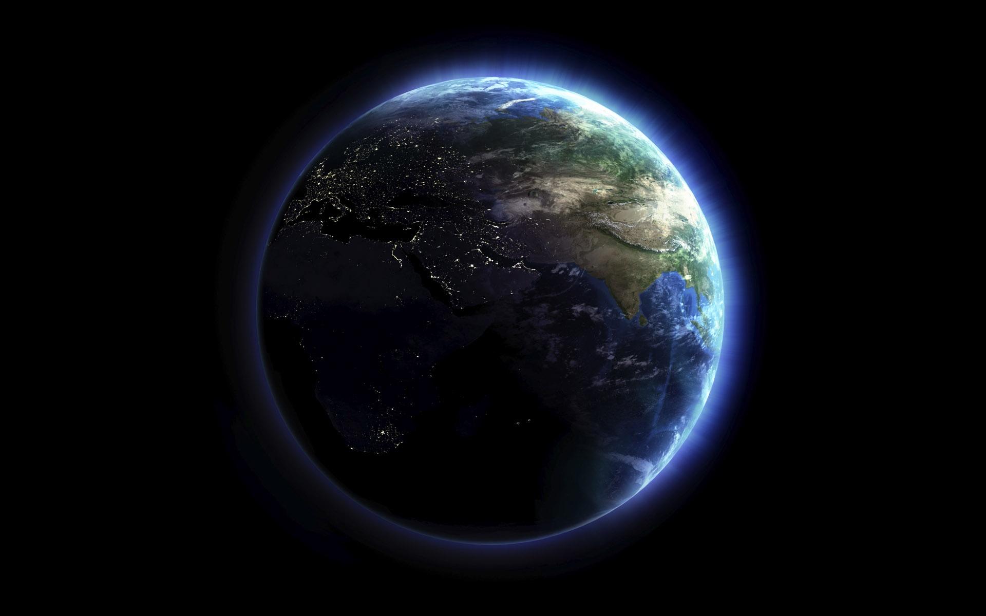 Earth From Space 36 Hd Wallpaper Wallpaper 1920x1200